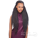Janet Collection Noir Synthetic Braid - BOB BULK