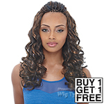 Janet Collection Noir Synthetic Braid - ROMANCE BRAID (Buy 1 Get 1 FREE)