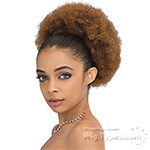 Janet Collection Noir Everytime Synthetic Ponyail - AFRO LADY D/S