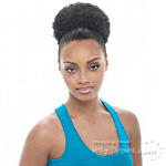Janet Collection Noir Everytime Synthetic Ponyail - AFRO MINI STRING