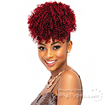 Janet Collection Synthetic Pineapple Ponytail -  SPIRAL