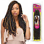 Janet Collection Synthetic Braid - 2X MAMBO ROCKIN LOCS 20