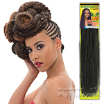 Janet Collection Synthetic Braid - EXPRESSION 3X CARRIBBEAN BRAID (3X Marley Braid)
