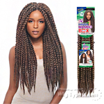 Janet Collection Synthetic Braid - Havana 3s Mambo Box Braid 24