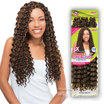 Janet Collection Mambo Open-Loop Synthetic Braid - 3X DEEP TWIST 24