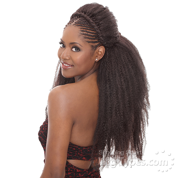 Janet Collection Synthetic Braid Marley