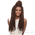 Janet Collection Synthetic Braid - TANTALIZING TWIST BRAID