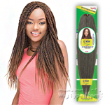 Janet Collection Synthetic Braid - PRE-PREPPED PERM YAKY EZ WEAR BRAID 44