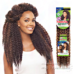 Janet Collection Synthetic Braid - HAVANA TWIST BRAID 22