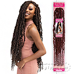 Janet Collection Synthetic Braid - ISLAND TWIST 24