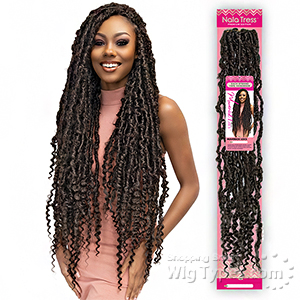 Janet Collection Synthetic Braid - MAVERICK LOCS 18