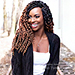 Janet Collection Synthetic Braid - BOHO TWIST BRAID 18