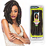 Janet Collection Synthetic Braid - JUMBO FAUX LOCS 12