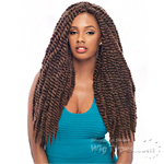 Janet Collection Synthetic Braid - MAMBO TWIST BRAID 24