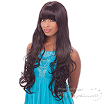 Janet Collection Natural Super Flow Synthetic Wig - GINA