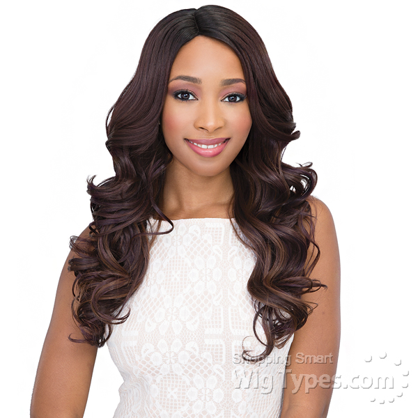 Janet collection synthetic wig kiss part orbit - Candy candy diva futura ...