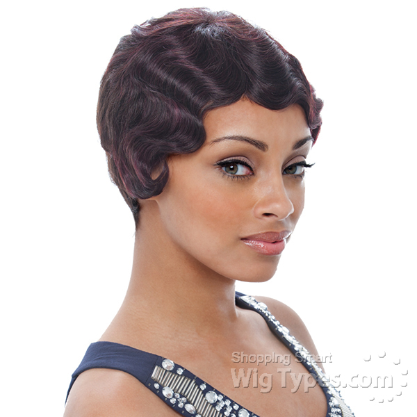 Human Hair Mommy Wig Sale 4