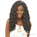 Janet Collection Synthetic U-Part Wig - TANGO