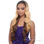 Janet Collection Natural Super Flow Synthetic Wig - TRISA