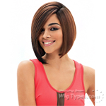 Janet Collection Synthetic U-Part Wig - WIKED