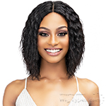 Janet Collection Luscious Wet & Wavy 100% Natural Virgin Remy Indian Hair Wig - RIRI