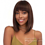 Janet Collection Synthetic Wig - AROMA