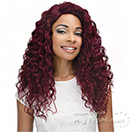 Janet Collection Synthetic Wig - LILAC