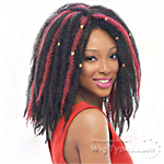 Janet Collection Synthetic Braid Style Wig - MARLEY
