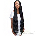 Janet Collection Synthetic Deep Part Wig - SUPER WAVE