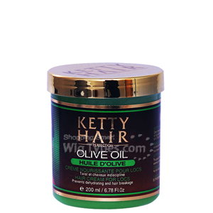 Ketty Hair Olive Oil Hair Cream 6.78oz