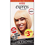 Kiss Colors 40V Express Color Hair Bleach Kit
