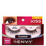 Kiss I-Envy KPE33 Eyelashes - Demi Wispies