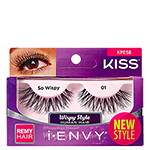 Kiss I-Envy KPEXX Eyelashes - So Wispy