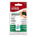 Kiss BK135 Maximum Speed Nail Glue - Super Strength 0.10oz