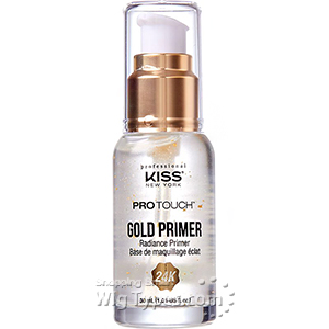 Kiss New York ProTouch Gold Primer KPGP01 1.01oz