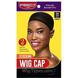 Red by Kiss HWC Stocking Wig Cap - One Size