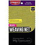 "Red by Kiss HWN01 Deluxe Weaving Net - 17""x27"" Black"