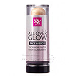 Ruby Kisses by Kiss All Over Glow Stick Highlighter 0.38oz RHBC01