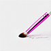 Ruby Kisses Small Eyeshadow Brush #RMUB14