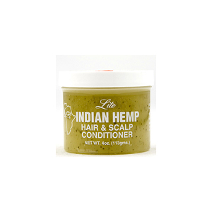 Kuza Indian Hemp Hair & Scalp Conditioner Lite 4oz