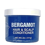 Kuza Bergamot Hair & Scalp Conditioner 4oz