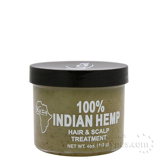 Kuza Indian Hemp Hair Amp Scalp Treatment 4oz Wigtypes Com