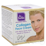 La Bella Collagen Face Cream 4oz