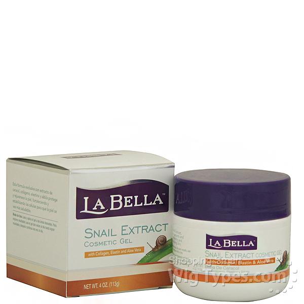 La Bella Snail Extract Cosmetic Gel 4oz - WigTypes.com