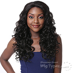 Laflare 100% Brazilian Remy Free Part Lace Wig - ISABEL