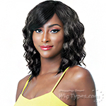 Laflare 100% Brazilian Virgin Remy Wet & Wavy Lace Front Wig - VICTORIA 12