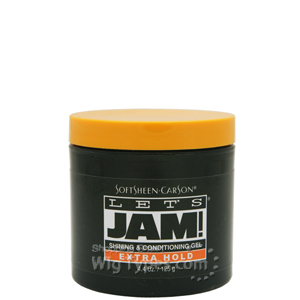 Let's Jam Shining & Conditioning Gel - Extra Hold 4.4oz