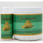 Linange No Lye Shea Butter Cream Relaxer 7.1oz