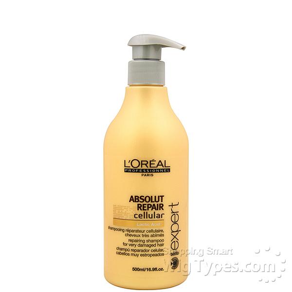 Loreal Professional Absolut Repair Cellular Shampoo 16 9oz