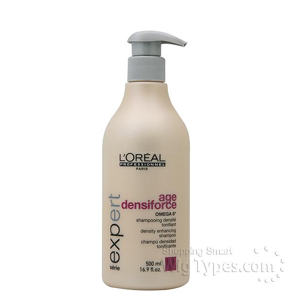 Loreal Professional Age Densiforce Shampoo 16 9oz
